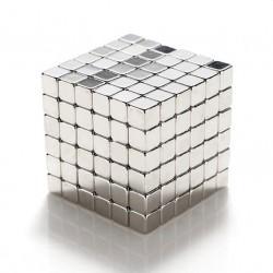 5mm Kostki Magnesy Kwadratowe 3D Puzzle Kulki 216szt