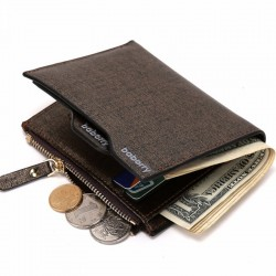 Casual Men's Wallet Card Holder Purse