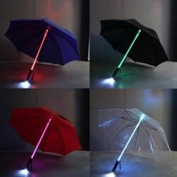 Flashing LED Rain Umbrella