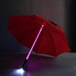 Migający LED Parasolka