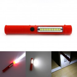 LED Zaklamp Met Magneetclip |