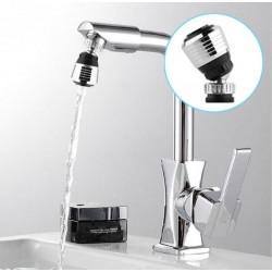 360 Drehen Wasserhahn Düse Filter Adapter Wassersparhahn Belüfter Diffusor
