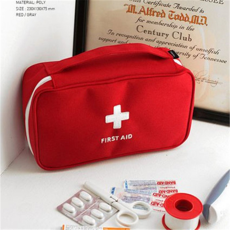 Outdoor First Aid Emergency Medical Kit
