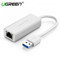 Adattatore USB 3.0 to RJ45 Lan Network Card Ethernet Originale Ugreen