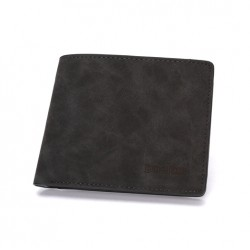 Pu Leather Men's Wallet