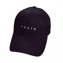 Unisex Fashion Cotton Baseball Cap Hat