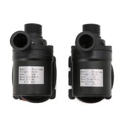 12V - 24V Bezszczotkowy Motor Cyrkulacja Wody Podwodna Pompa 800LH 5m