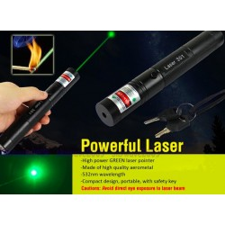 G301 Laser Pointer 532NM Burning Laser