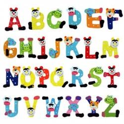26 Liter Alfabetu Magnesy Na Lodówkę Edukacyjna Zabawka