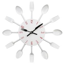 Horloge Murale Moderne pour Cuisine