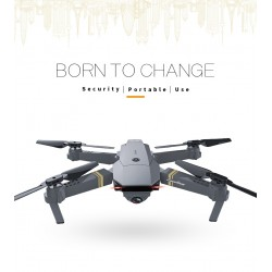 Eachine E58 WIFI FPV 2MP Kamera Składany RC Drone Quadcopter RTF