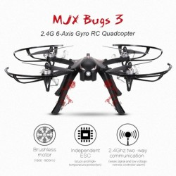 MJX B3 Bugs 3 Brushless GoPro RC Drone Quadcopter RTF