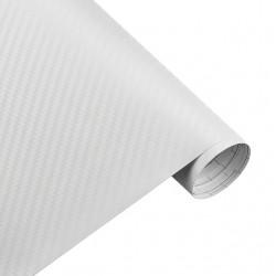 Adhésif pour Voiture 3D de Vinyle Fibre de Carbone 30 * 127cm