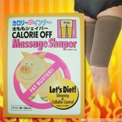 Thighs Slimming Soft Belt Burn Cellulite Leggings