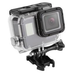 SHOOT 45m Wodoodporne Ochronne Etui dla Gopro Hero 5 Czarna Edycja Kamera Z Podstawą Montażową