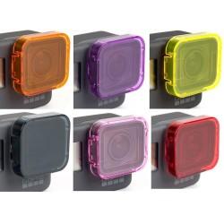 Lentilles de Plongée GoPro Hero 5 6pcs