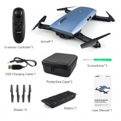 JJRC H47 Dron Plegable HD Cámara RC Quadcopter