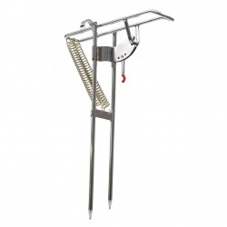 Automatic Double Spring Angle Fishing Rod Holder