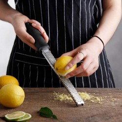 Stainless Steel Cheese Grater Chocolate Lemon Zester