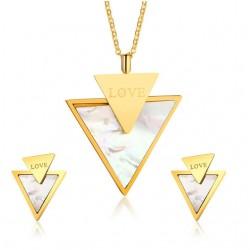 Gioielli Triangoli Amore Fashion