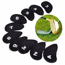 Ensemble de Protection Balles de Golf 10pcs