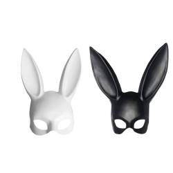 Rabbit Ears Halloween Mask