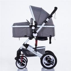Dwukierunkowy Wózek Dziecięcy 0-3 Lat