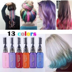 Long Lasting Pigment Dye Hair Color Mascara