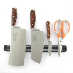 Wall Mounted Magnetic Knife Holder 33cm
