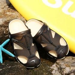 Sandalias ligeras antideslizantes para ir a la playa