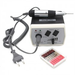 35W Pro Elektryczna Manicure Pedicure Wiertarka Do Paznokci