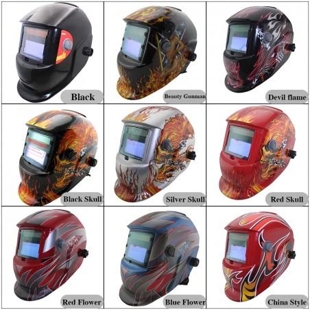 Solar Li Auto Darkening TIG MIG MMA Welding HelmetsWelder GogglesMask Eyes GlassesGoggles for Wel