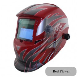 Solar Auto Darkening Welding Helmet