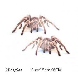 Adesivo per auto 3D con ragno e scorpione