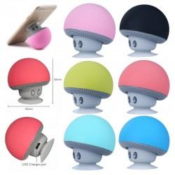 Mini haut-parleur waterproof Bluetooth fungue wireless