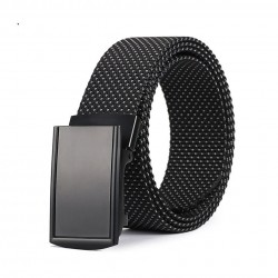 Nylon belt with automatic buckle - 120cm