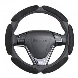 Cubierta antideslizante para volante del coche