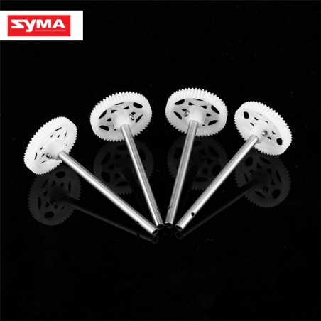 SYMA X8PRO RC Drone Quadcopter Gear 4 pcs