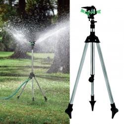 Irrigatore con treppiedi telescopico