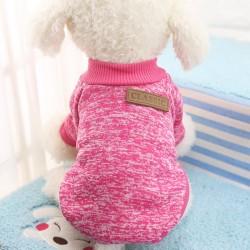 Weicher Classic Hund Pullover