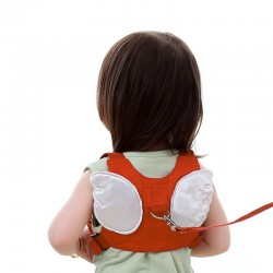 Arnès para bebès anti-perdido con correa