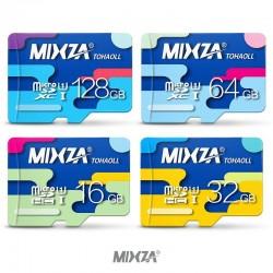 MIXZA micro SD geheugenkaart klasse 10 UHS 1 32GB 64GB 128GB 256GB