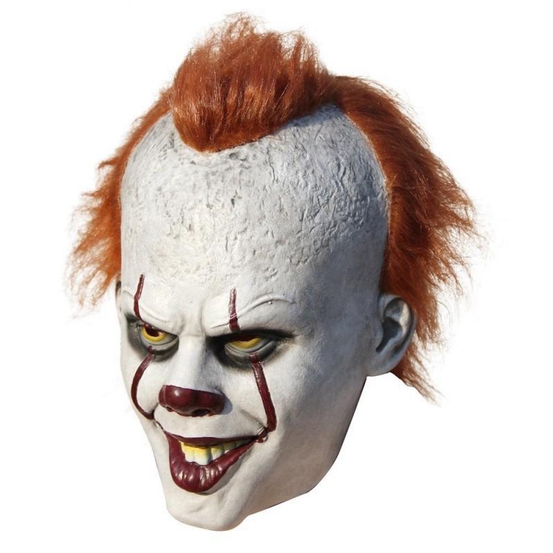 Halloween Masker.Scary Clown Latex Halloween Mask Cosplay Kopen Uitverkoop 70