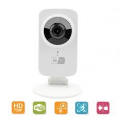 HD Mini Wifi IP Kamera Bezprzewodowa 720P Smart P2P Baby Monitor