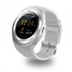 Smartwatch compatible con Android Bluetooth Y1