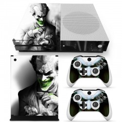 Adesivi in vinile con joker per Xbox One Slim