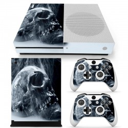 Adhesivo protectivo de vinilo para Xbox One Slim S Console