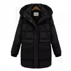 Zimowa wodoodporna ciepła kurtka