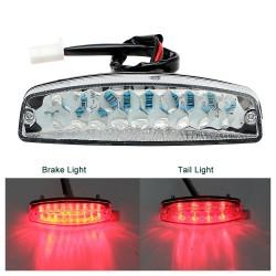 Luz trasera para moto LED