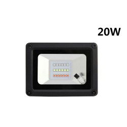 Lampe à projection impermèable 20W 30W 50W RGB LED IP65
